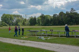 Elektroflugwettbewerb